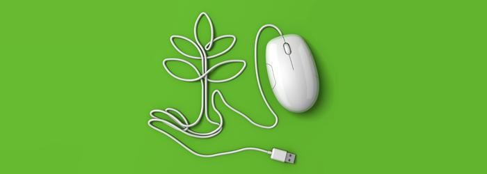 Illustration of sustainable design
